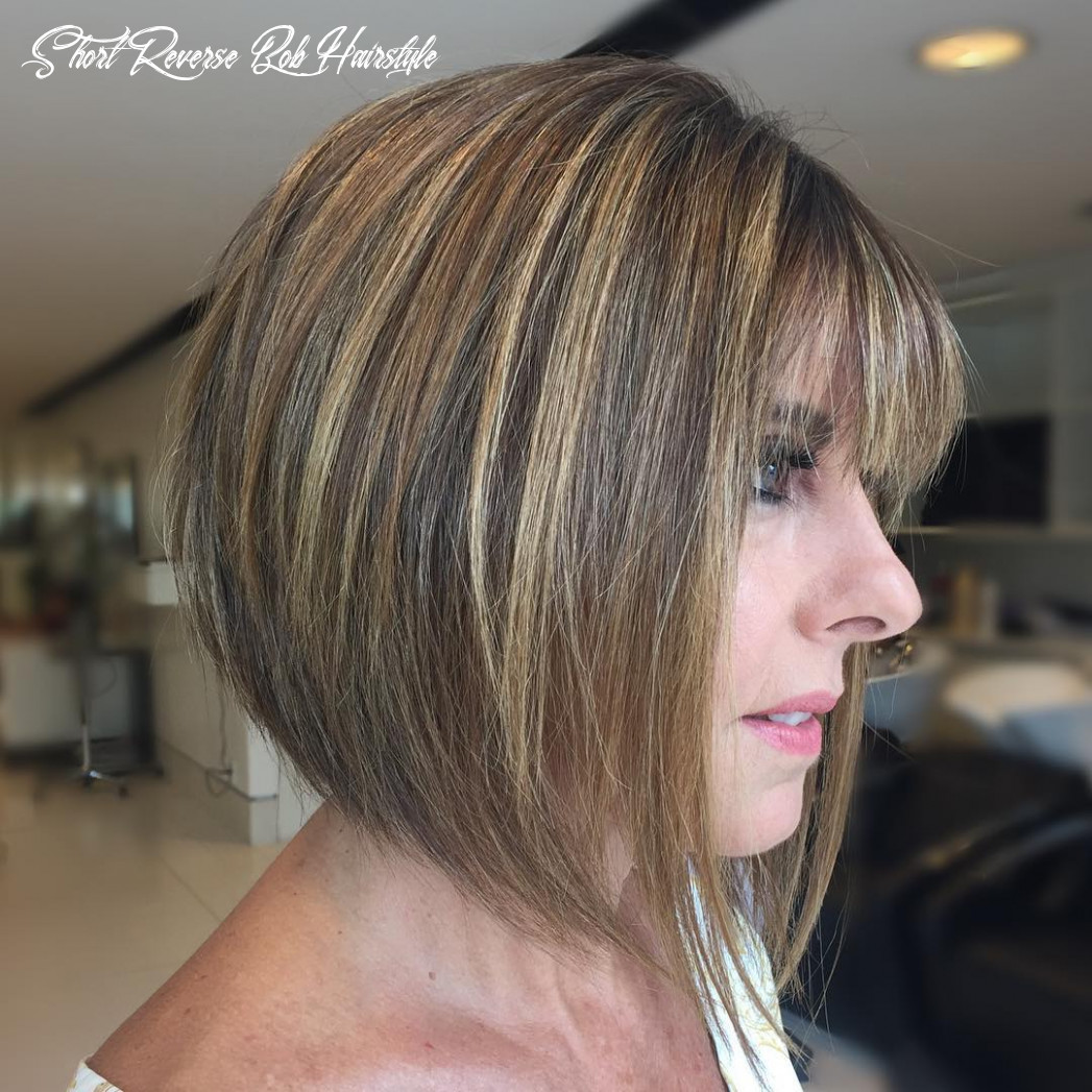 8 inverted bobs that you need to check out hair adviser short reverse bob hairstyle