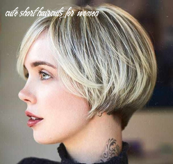 8 Latest Pixie And Bob Short Haircuts For Women 8 | Short Hair ...