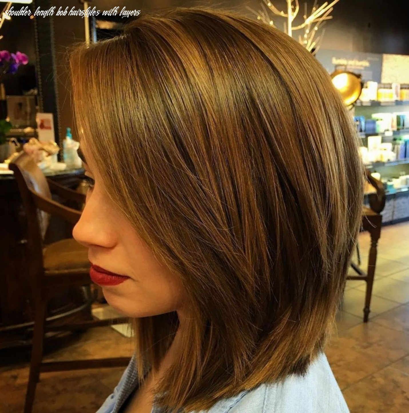 8 layered bob styles: modern haircuts with layers for any
