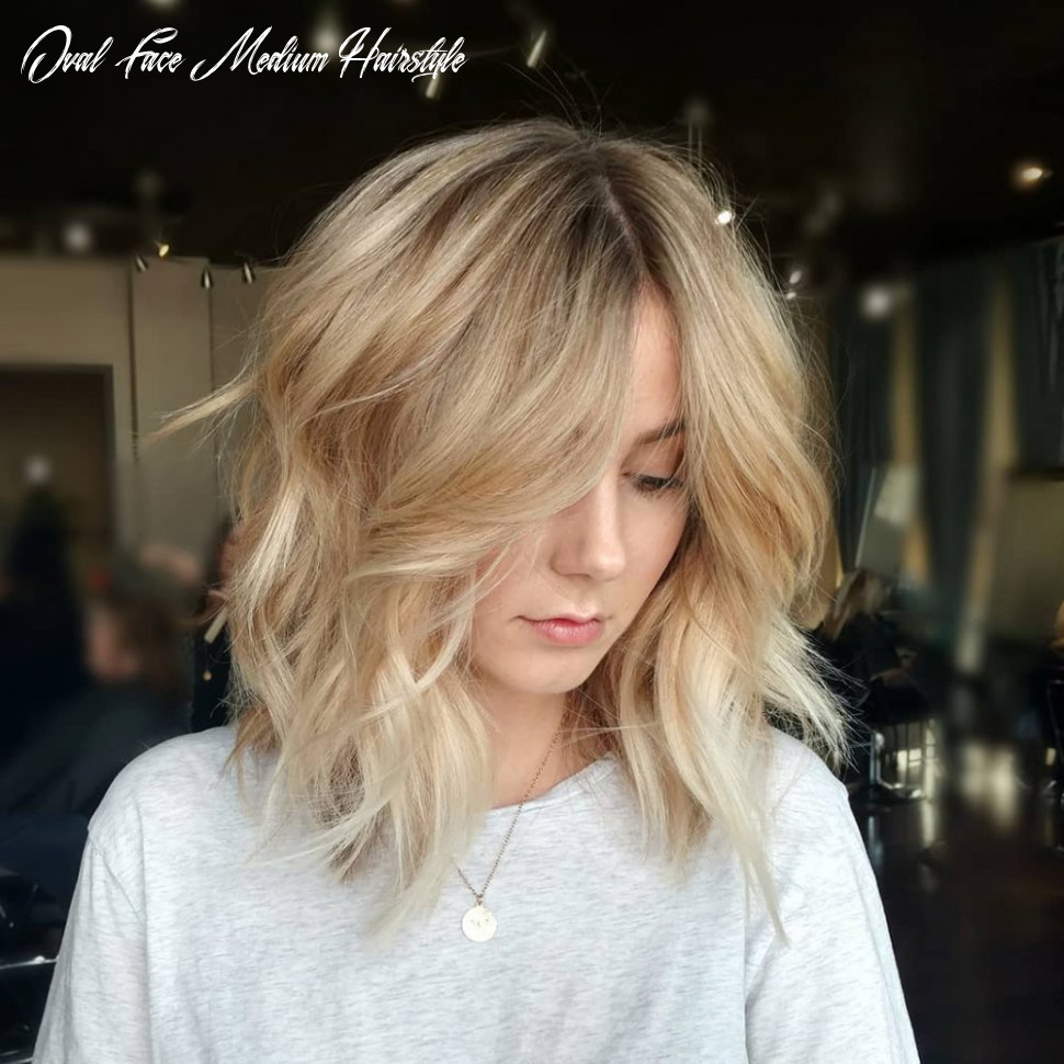 8 medium hairstyles for oval faces in 8 oval face medium hairstyle