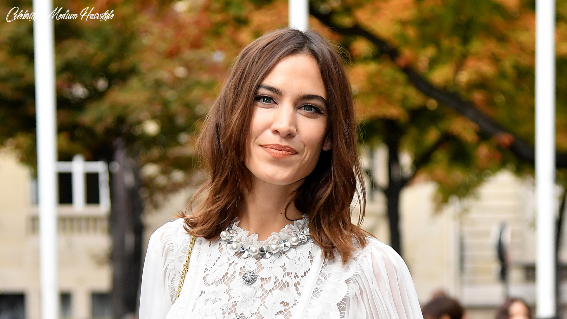 8 medium length hairstyles to take straight to the salon | Marie Claire