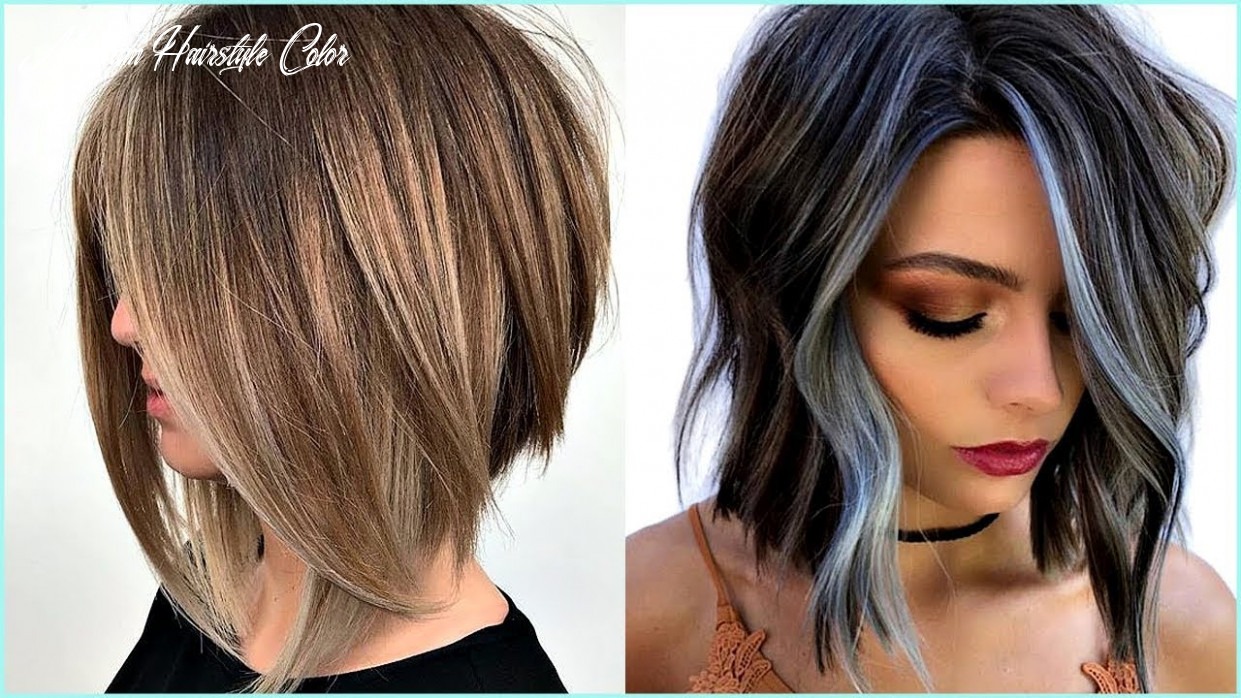8 medium short edgy hairstyles – try a shocking new cut & color! medium hairstyle color