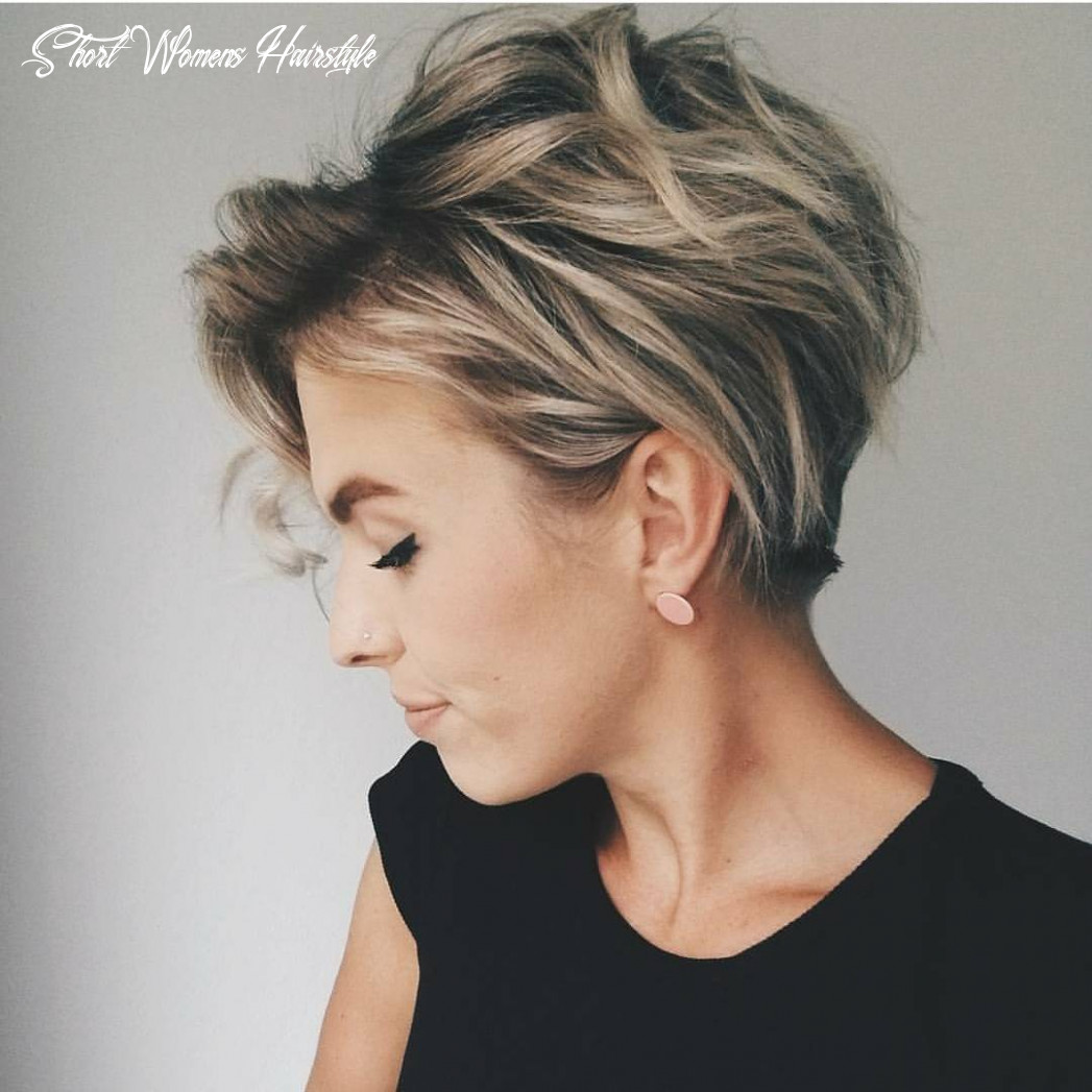 8 messy hairstyles for short hair quick chic! women short