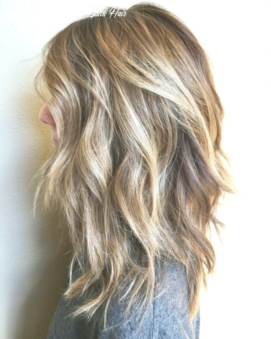 8 messy medium hairstyles for thick hair | thick hair styles