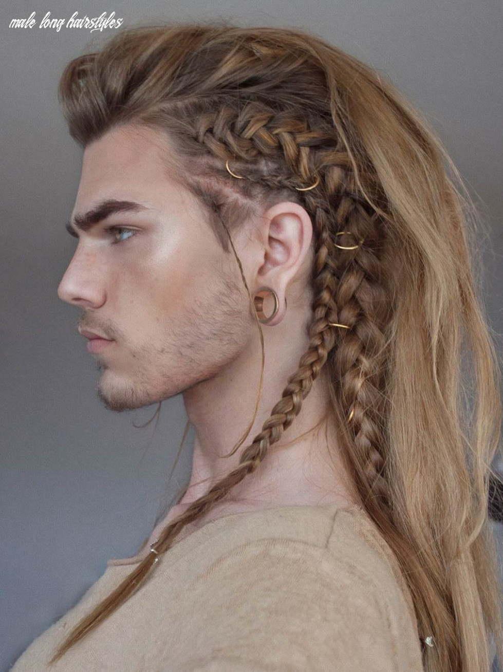 8 modern long hairstyles for men male long hairstyles