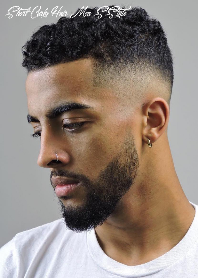 8 Modern Men's Hairstyles for Curly Hair (That Will Change Your Look)
