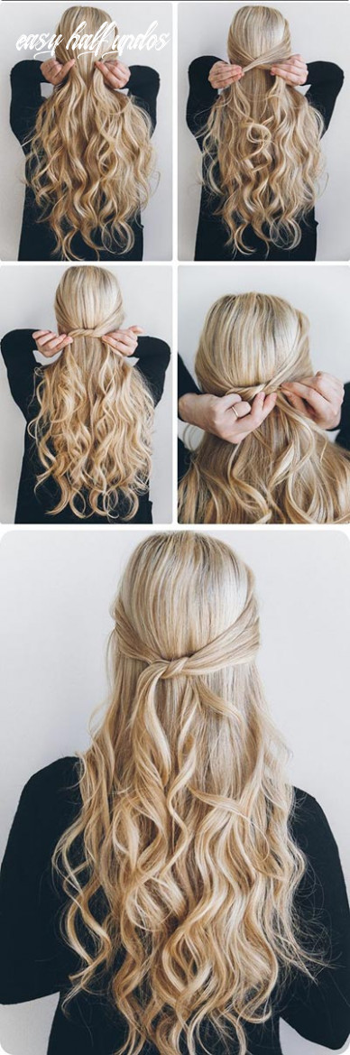 8 Most Flattering Half Up Hairstyle Tutorials To Rock Any Event