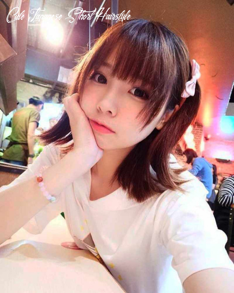 8 most remarkable japanese haircuts 8 cute japanese short hairstyle
