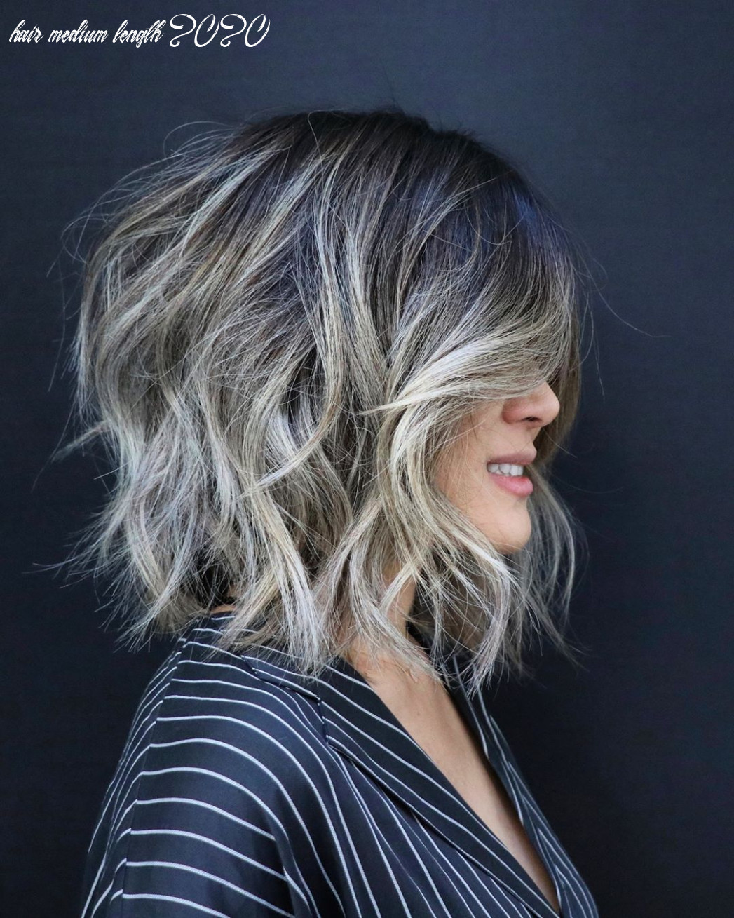 8 Most Trendy and Terrific Medium Hairstyles 8 - Haircuts ...