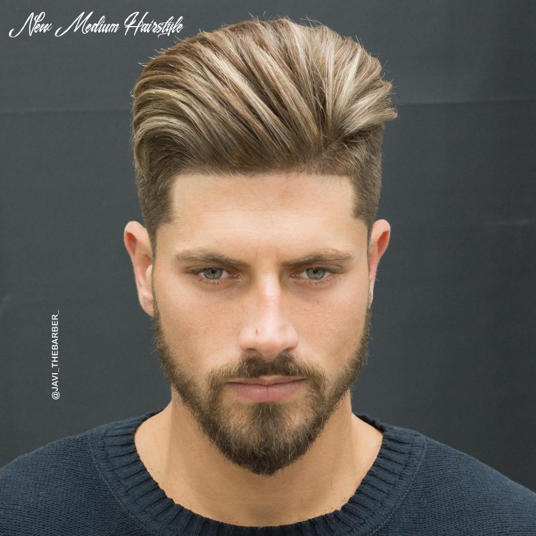 8 new hairstyles for men (8 update) new medium hairstyle