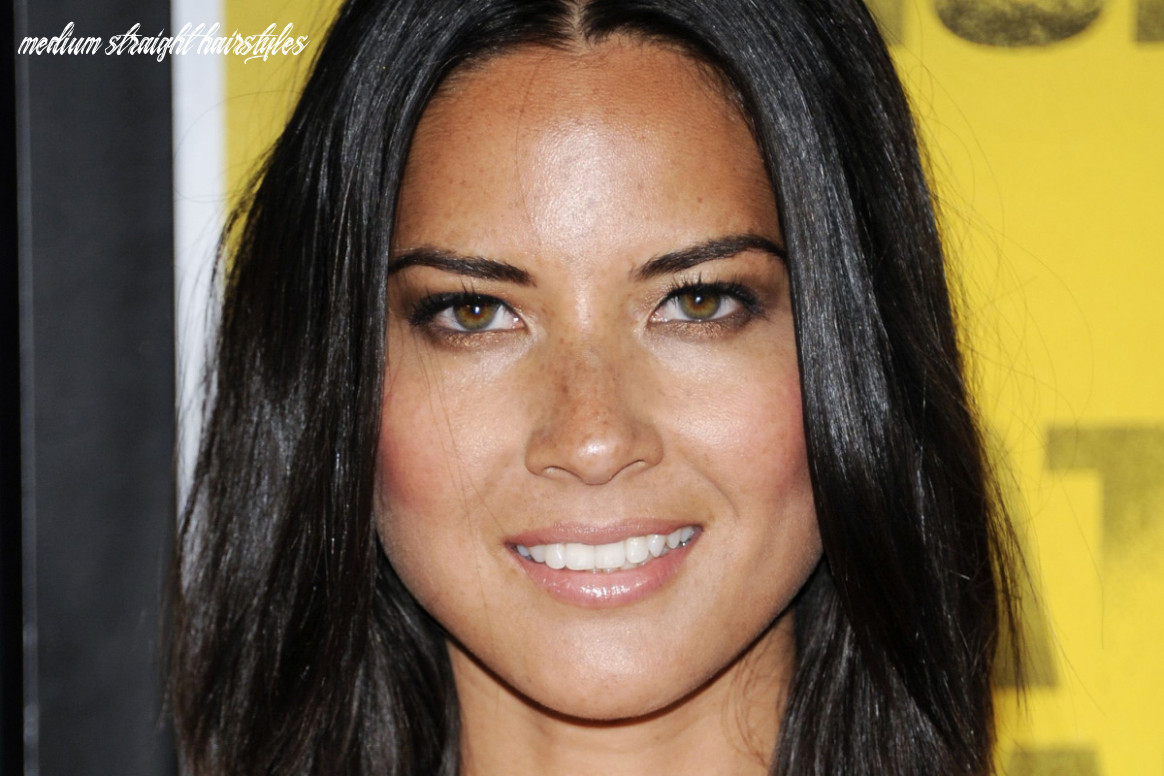 8 of the best hairstyles for medium length straight hair the