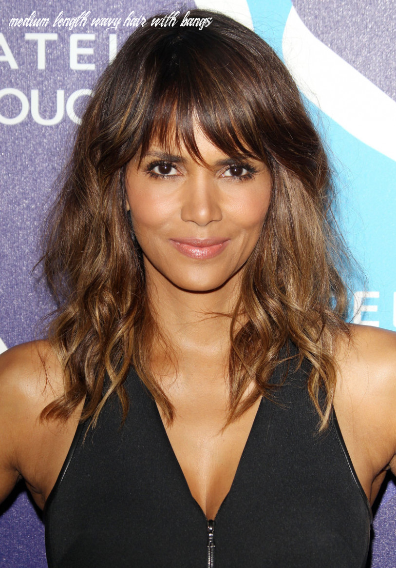 8 of the best hairstyles for medium length wavy hair the