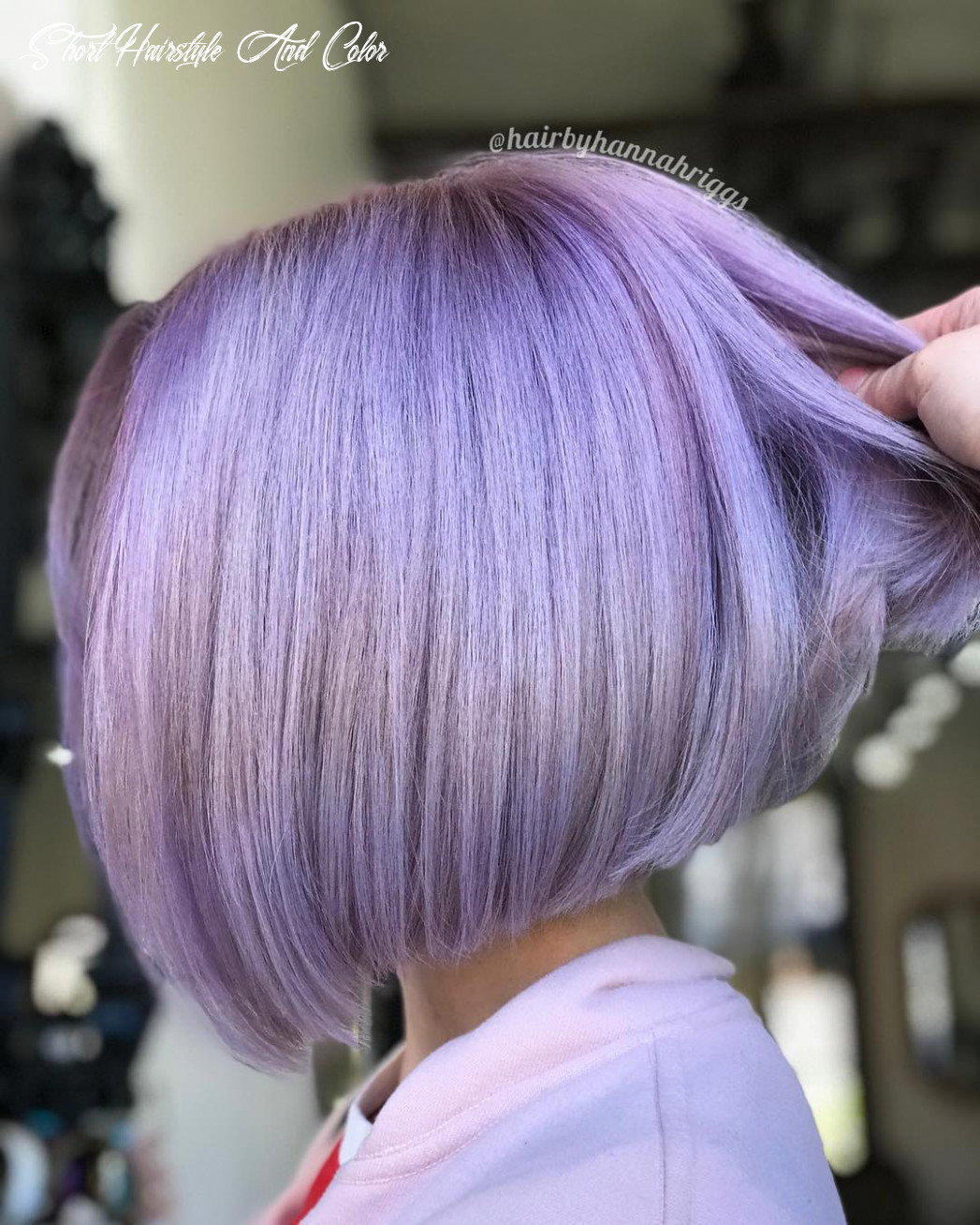 8 of the most beautiful short hairstyles with pastel colors short hairstyle and color