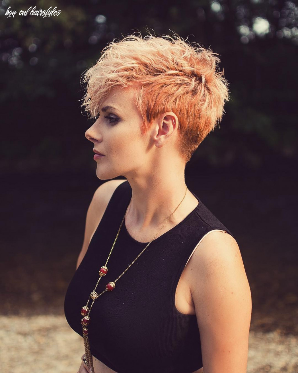 8 peppy pixie cuts boy cuts & girlie cuts to inspire 8 boy cut hairstyles
