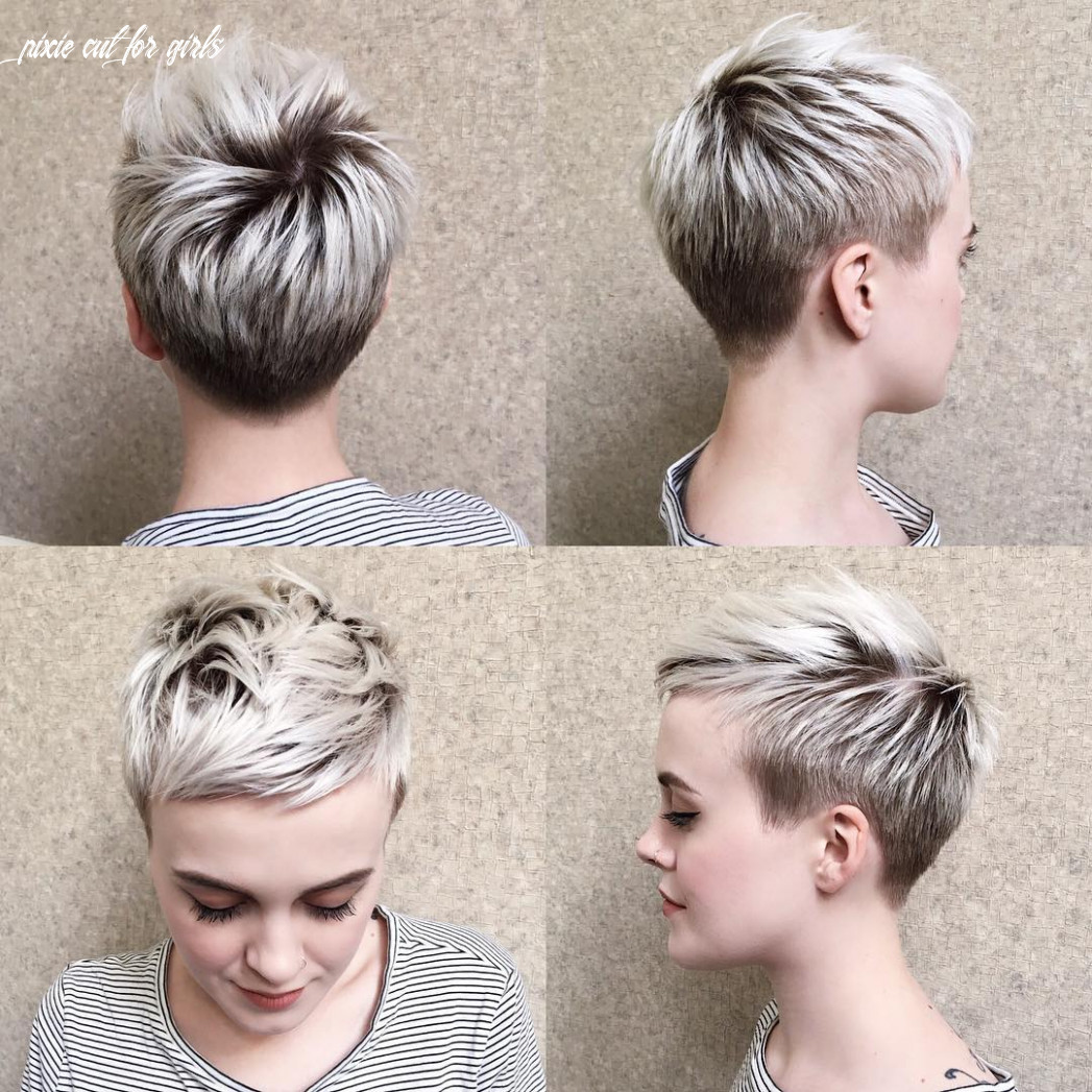 8 peppy pixie cuts boy cuts & girlie cuts to inspire 8 pixie cut for girls