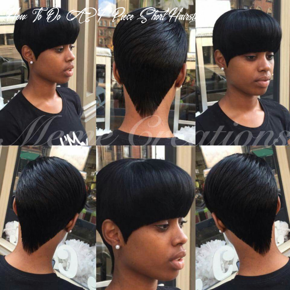 8 piece hair: i love the back! | quick weave hairstyles, 8 piece