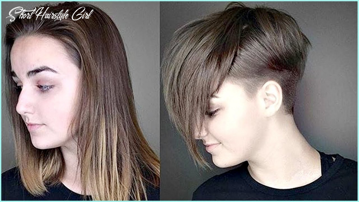 8 pixie haircut for women ♥️ best short haircut for 8 short hairstyle girl
