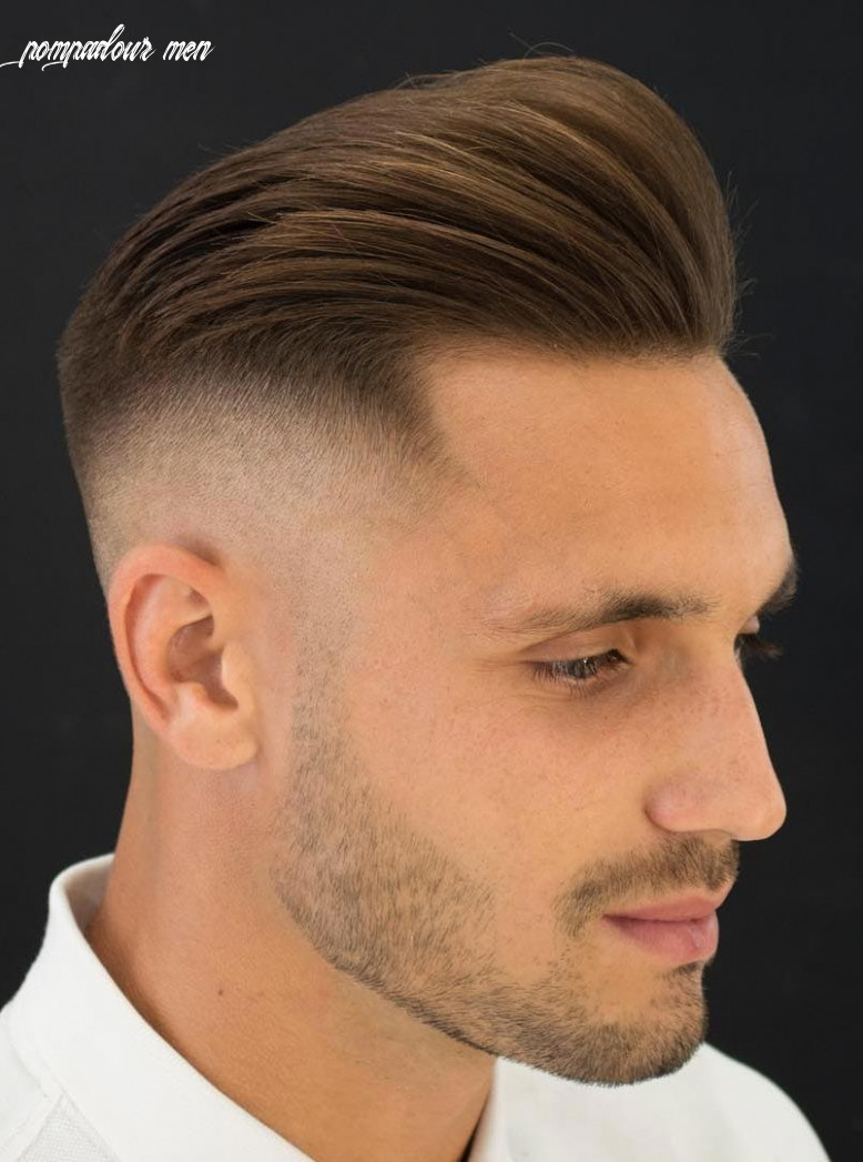 8 Pompadour Hairstyle Variations + Comprehensive Guide