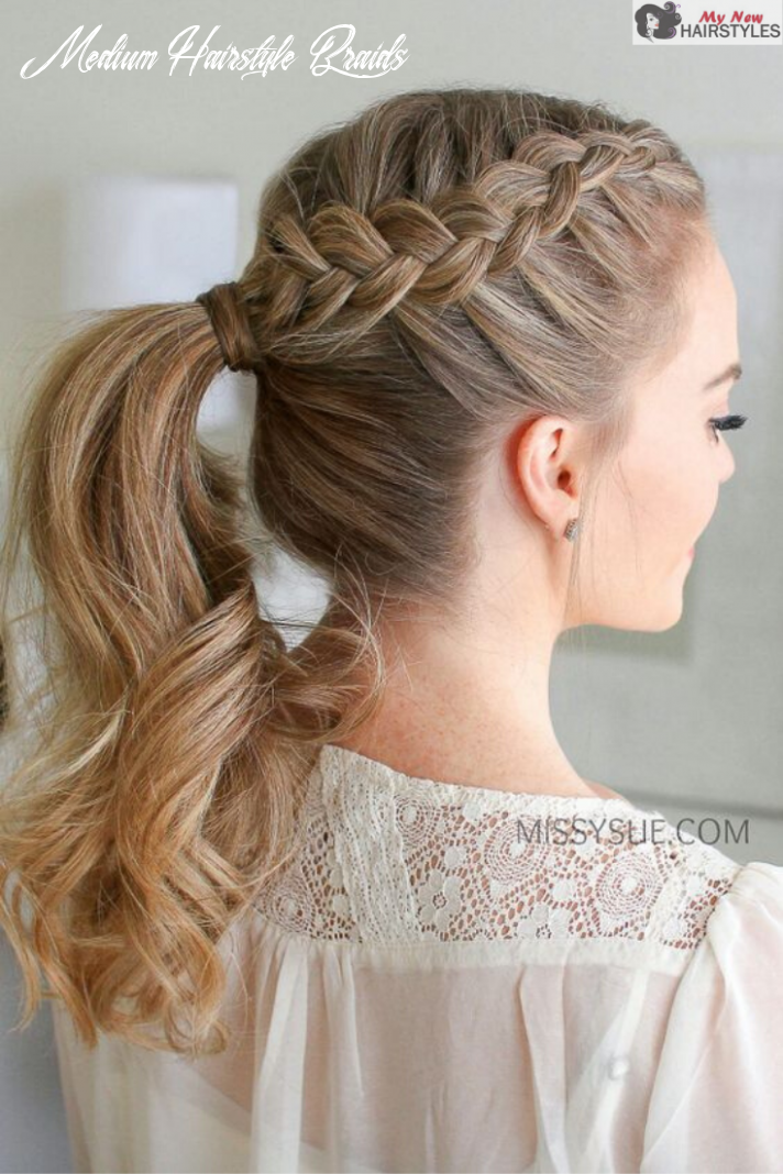 8 Ponytail Hairstyles We Can't Wait to Try Out | Dutch braid ...