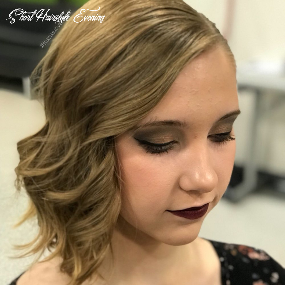 8 prom hairstyle for short hair in 8 is here ( 87 more) short hairstyle evening