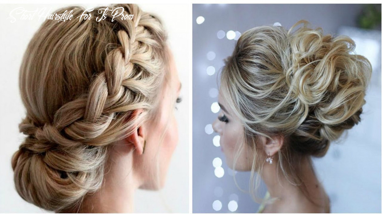 8 Prom Hairstyles - YouTube