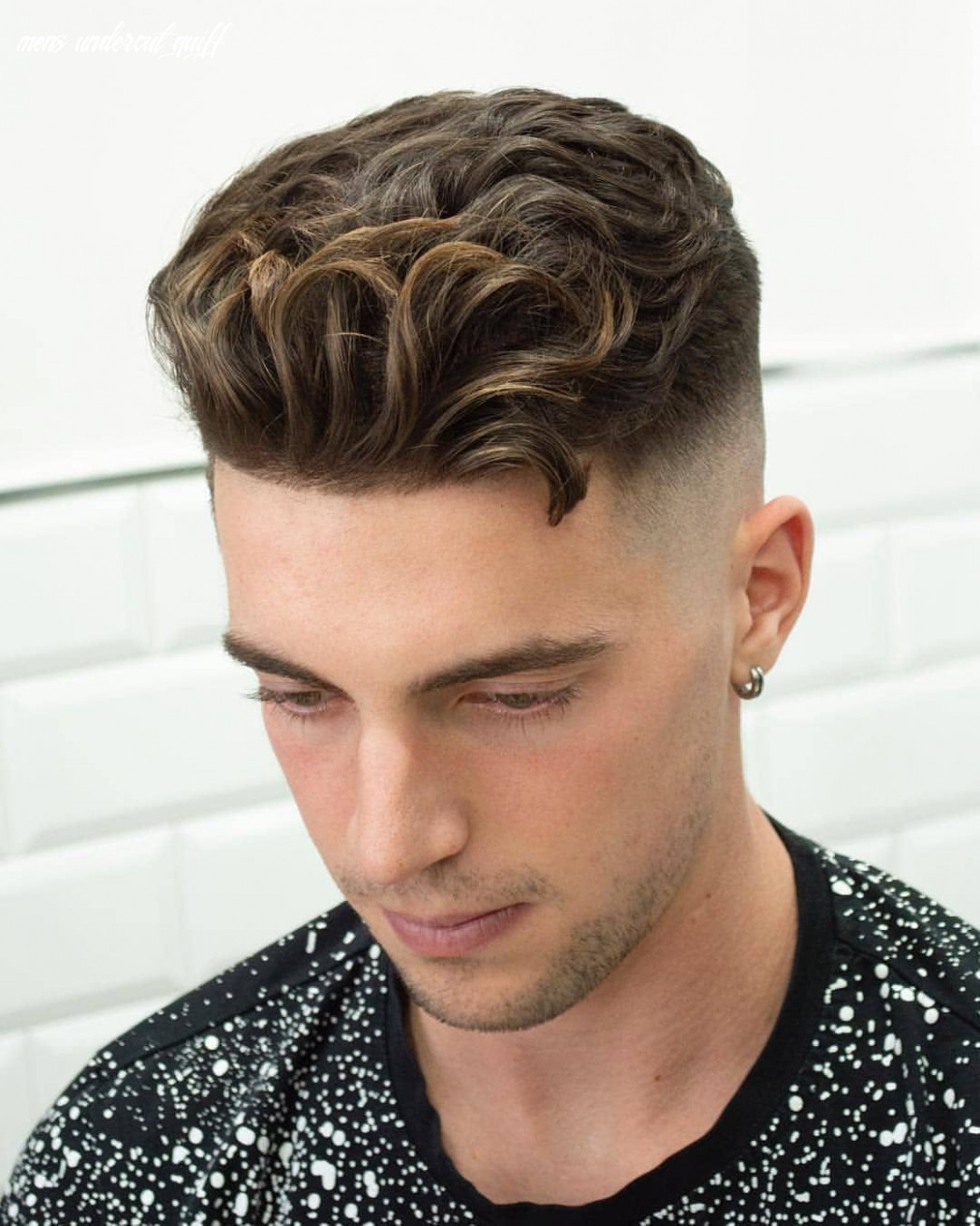 8 quiff hairstyles we absolutely love | undercut hairstyles, wavy