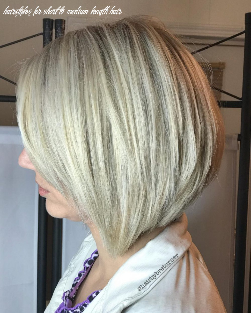 8 sexiest short hairstyles for women over 8 in 8 hairstyles for short to medium length hair