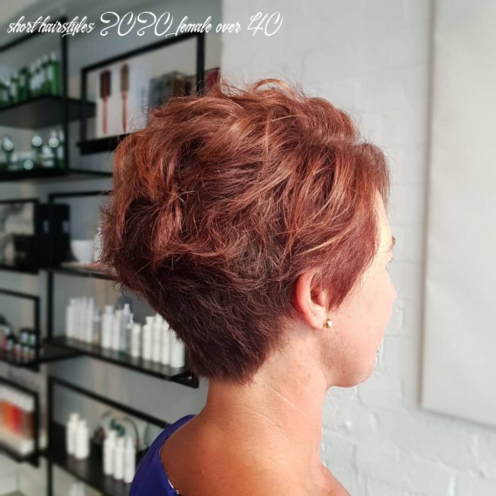 8 sexiest short hairstyles for women over 8 in 8 short hairstyles 2020 female over 40