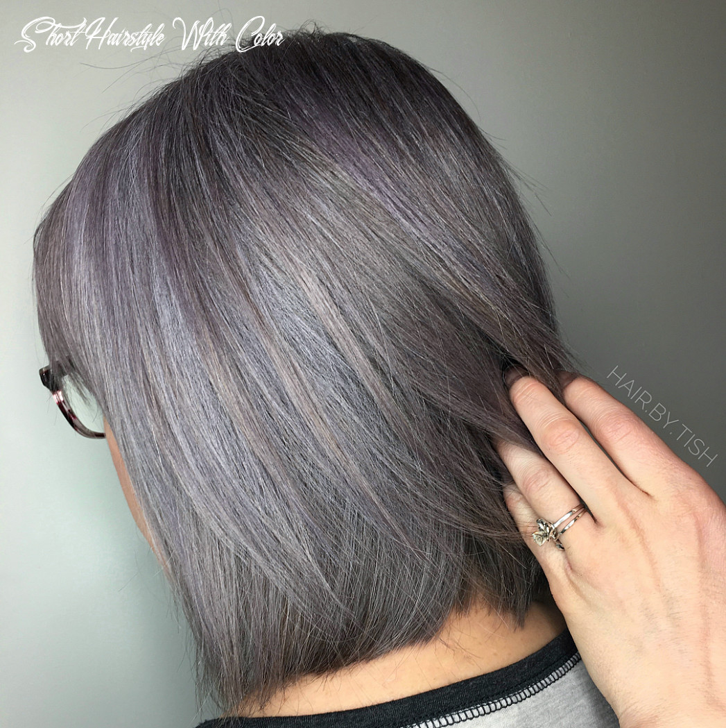 8 short hair color for female fashion fans, short hairstyle ideas