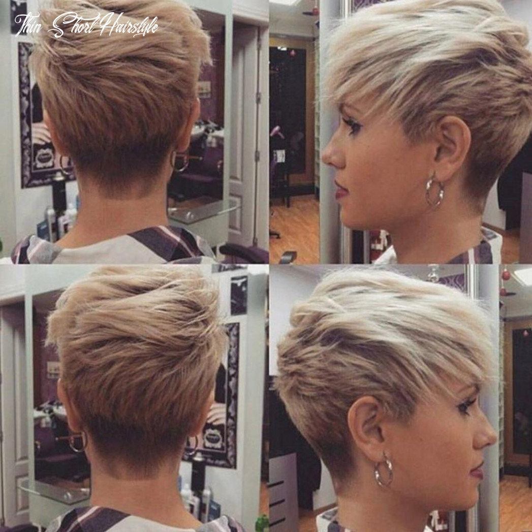 8 Short Haircuts for Fine Hair 8: Great Looks from Office to ...
