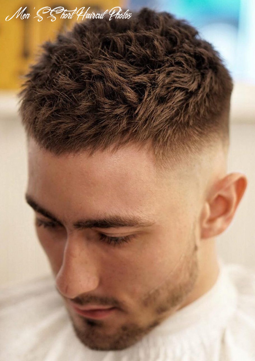 8 short haircuts for men: super cool styles for 8 | mens