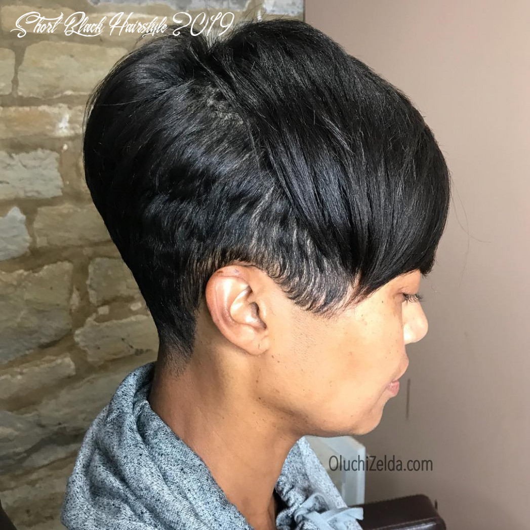 8 Short Hairstyles for Black Women to Steal Everyone's Attention