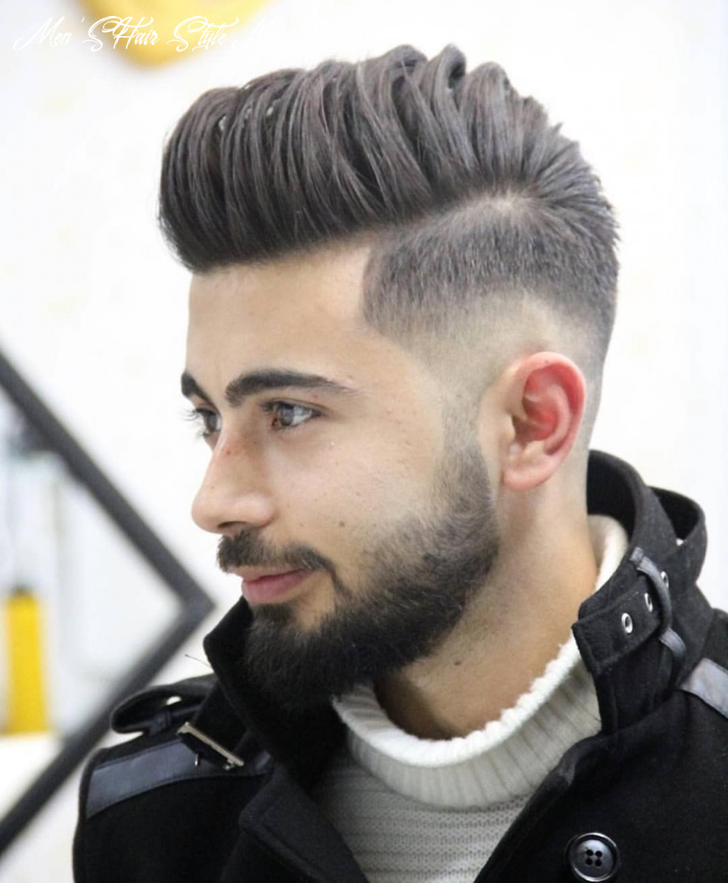 8 short hairstyles for men with cowlicks | new men hairstyles