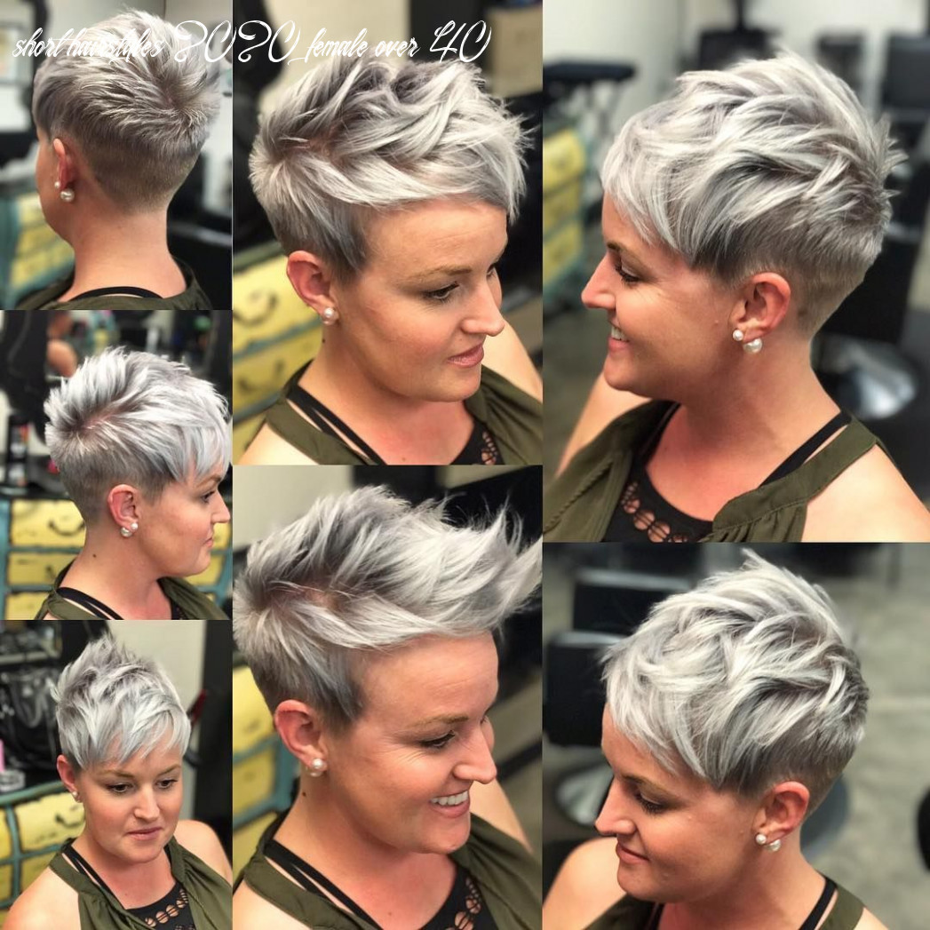 8 short hairstyles for women over 8 pixie haircuts 8