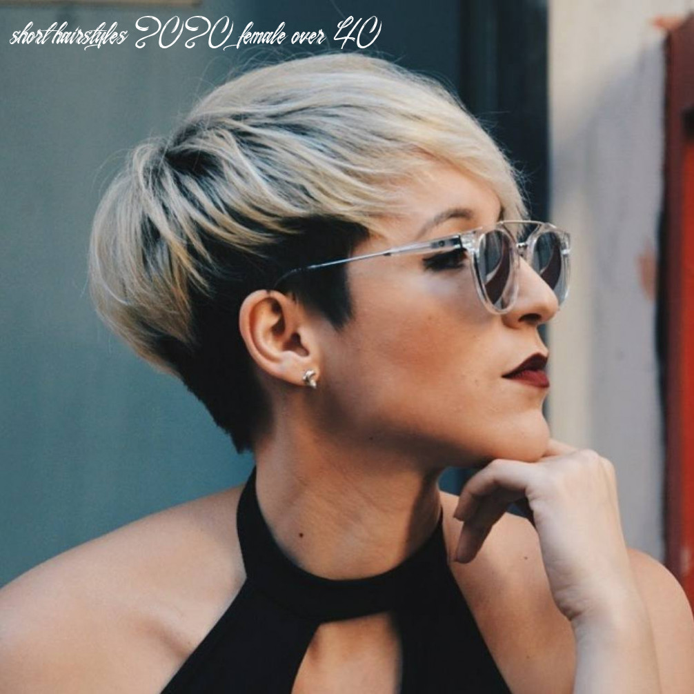 8 short hairstyles for women over 8 pixie haircuts 8 short hairstyles 2020 female over 40