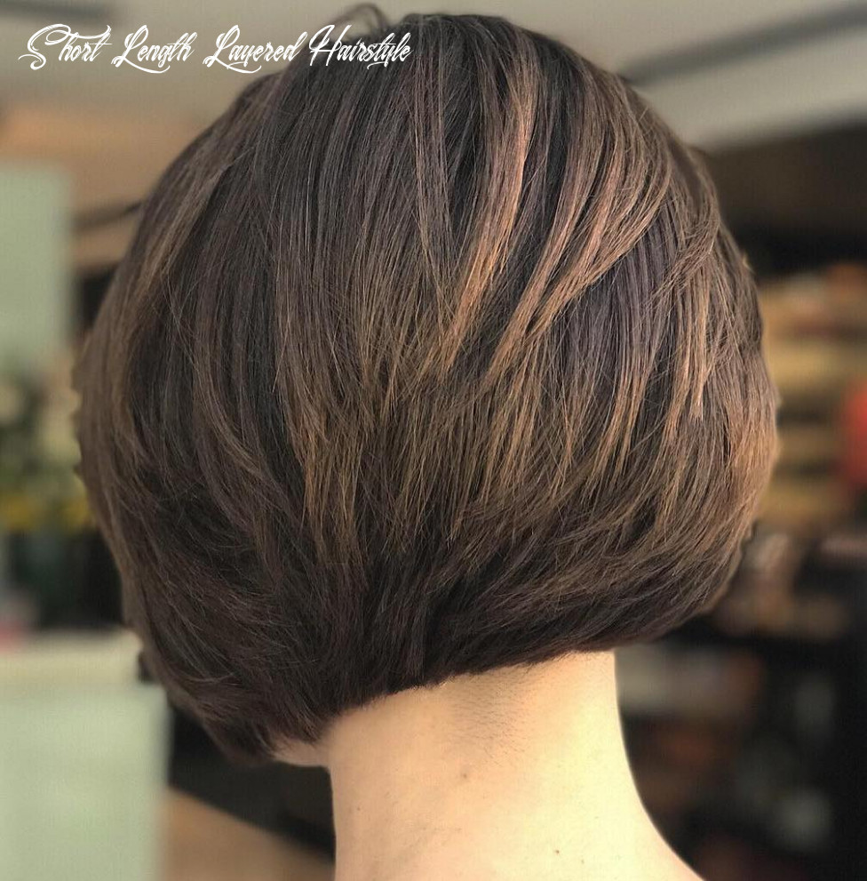8 Short Layered Haircuts Trending in 8 - Hair Adviser