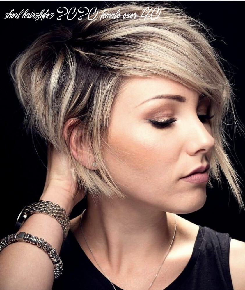 8 short pixie cuts for women over 8 in 8 short pixie cuts short hairstyles 2020 female over 40