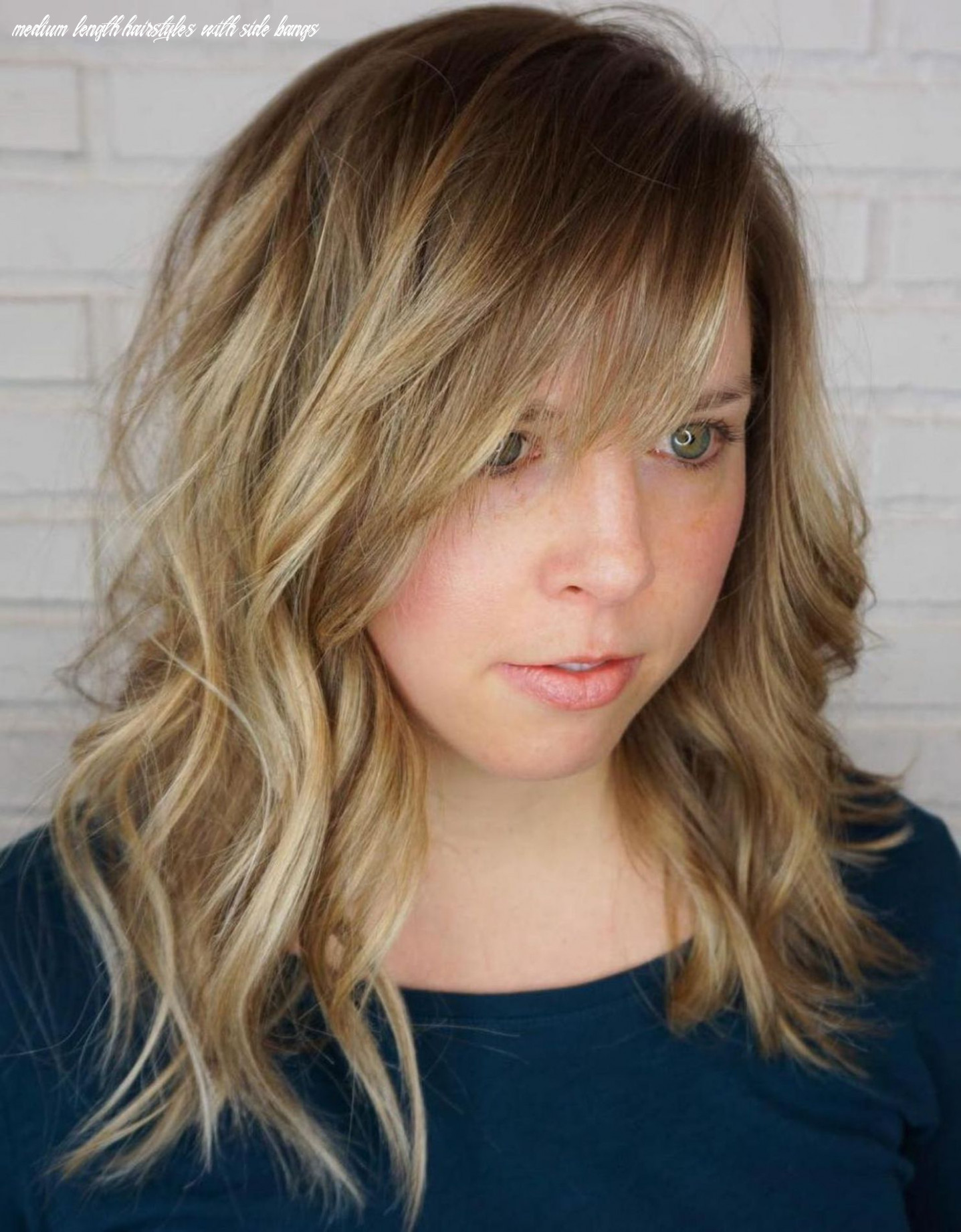8 Side-Swept Bangs to Sweep You off Your Feet   Sweeping bangs ...
