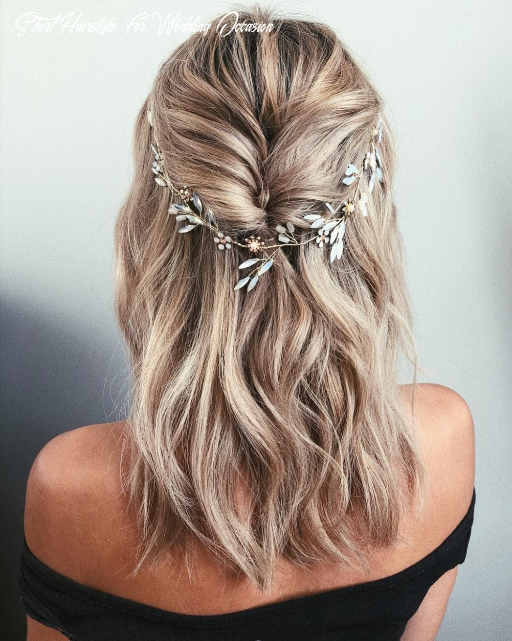 8 special occasion hairstyles for long hair | simple wedding