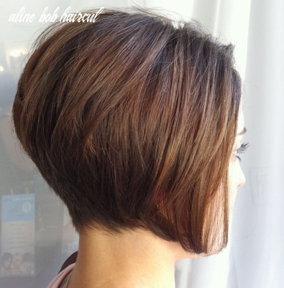 8 stacked a line bob haircuts you may like aline bob haircut