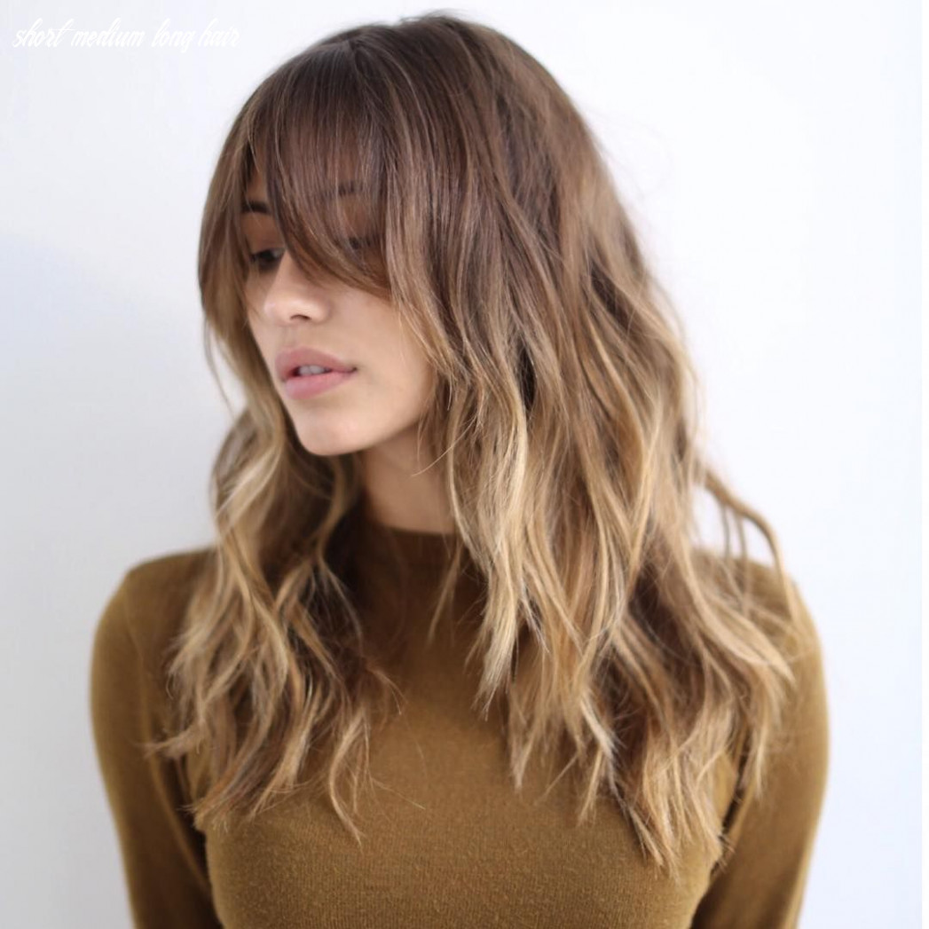 8 Stunning Hairstyles & Haircuts with Bangs for Short, Medium ...