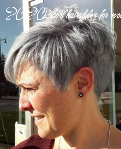 8 stunning short hairstyles for women over 8 in 8