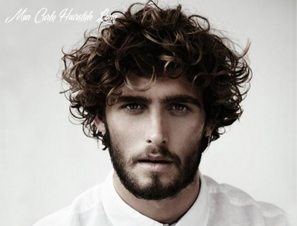 8 stylish curly hairstyle & haircuts for men [8 edition] man curly hairstyle long