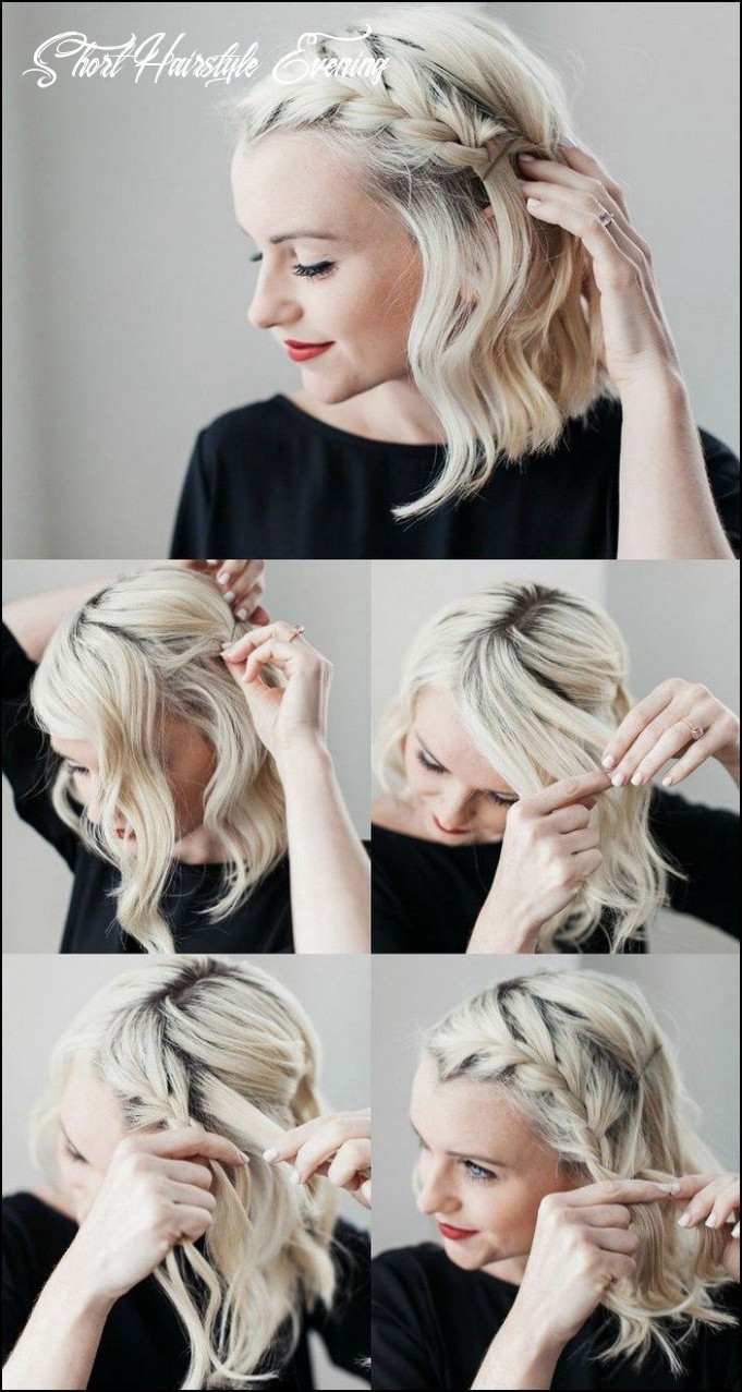 8+ stylish short hairstyle braids ideas to try this year - page 8 ...