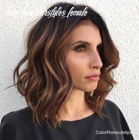 8 super chic hairstyles for long faces to break up the length long face hairstyles female