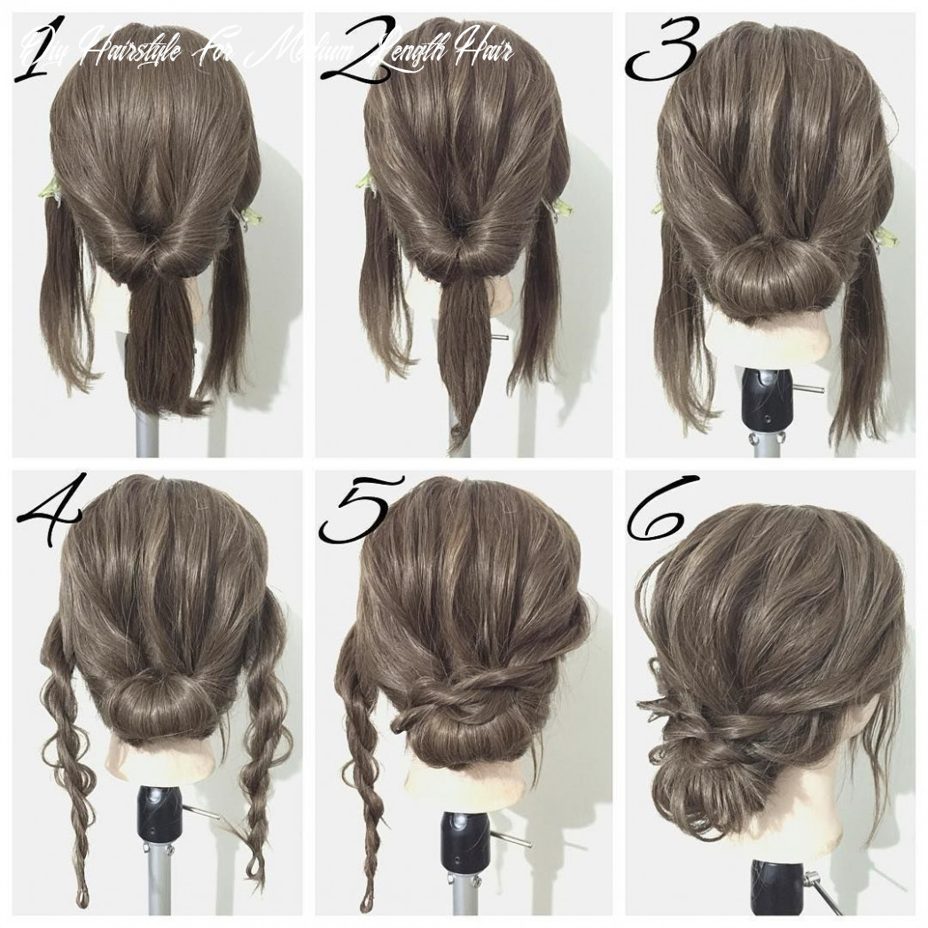 8 super easy updos for beginners | easy bun, low buns and updos