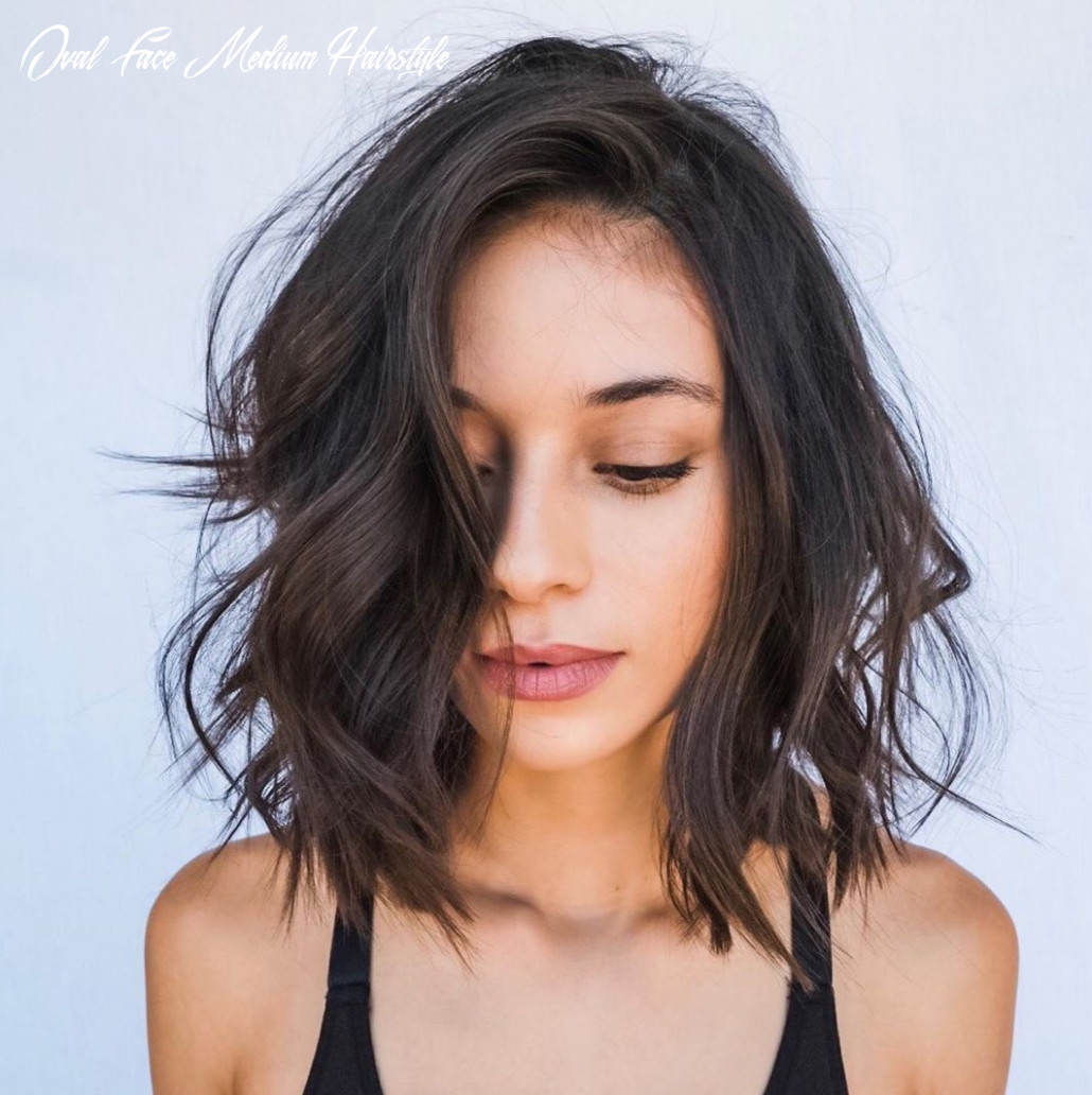 8 super flattering haircuts for oval faces hair adviser oval face medium hairstyle