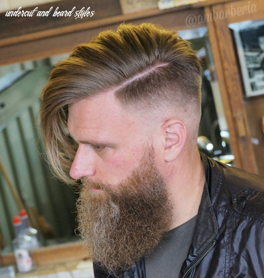 8 superb comb over hairstyles for men | undercut hairstyles, mens