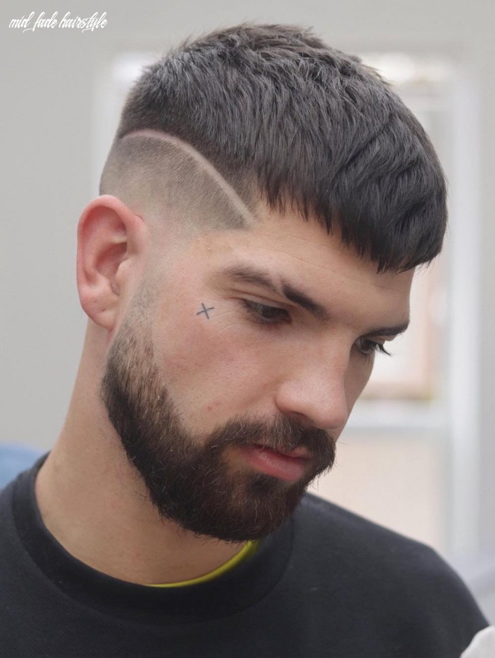 8 The Most Fashionable Mid Fade Haircuts for Men