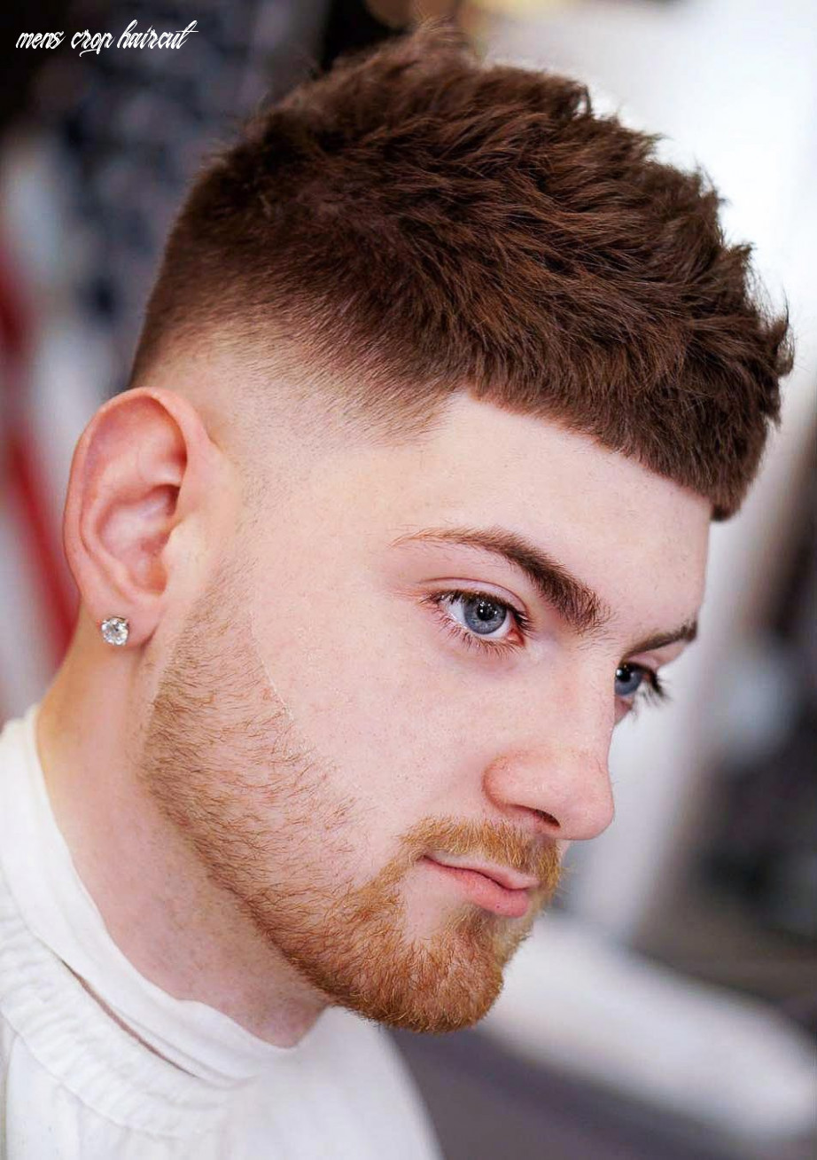 8 timeless french crop haircut variations in 8 styling guide mens crop haircut